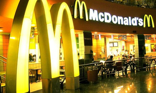 Du lịch Luxembourg - Các thương hiệu đồ ăn nhanh McDonald's