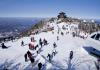 Trượt tuyết mùa đông dành cho du khách du lịch Hàn Quốc